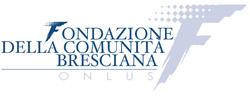 logo FONDAZIONE COMUNITÀ BRESCIANA blu